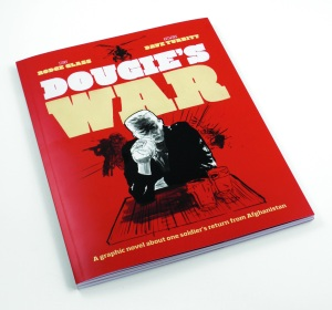 The cover of Dougie's War